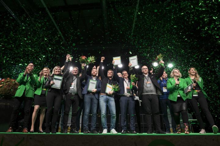 Finnos on Kasvu Open 2018 Startup-sarjan voittaja.