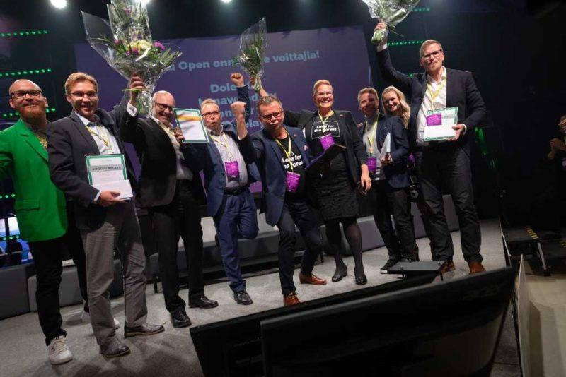Lunawood ja Dolea olivat kauden 2019 Kasvu Open voittajat.