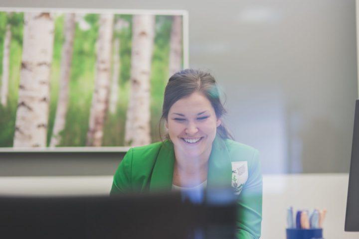 Kasvuyritysanalyysi on yrittäjille maksuton digitaalinen työkalu. Yritys täyttää kasvuyritysanalyysin verkossa.
