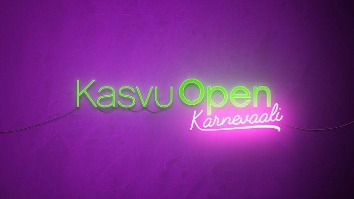 Kasvu Open Karnevaali