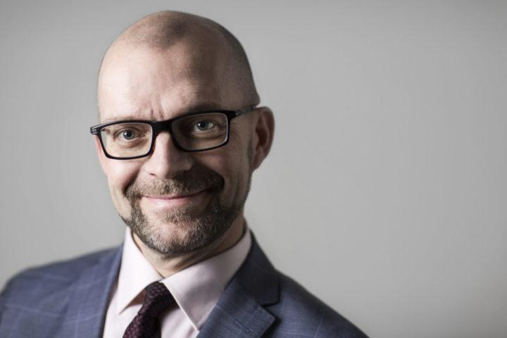 Varman ylilääkäri Jan Schugk.