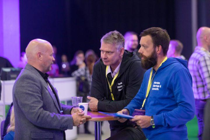 Nordean Startup & Growth -kasvuyritysyksikön johtaja Vesa Riihimäki.