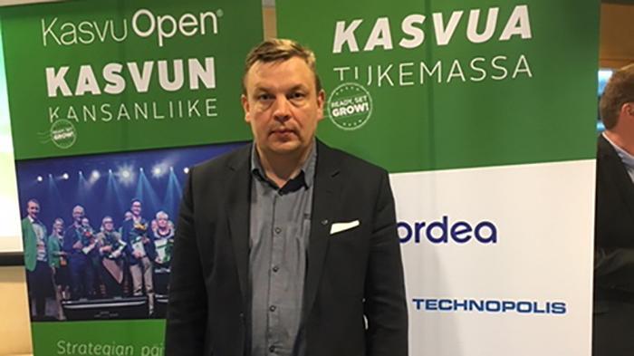 Pasi Ainasoja on natural Indigo Finlandin yrittäjä.