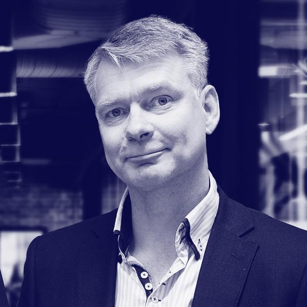 Vesa Riihimäki, Nordea Head of Startup & Growth