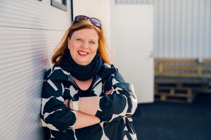 MedKit Finlandin toimitusjohtaja Minna Åman-Toivio