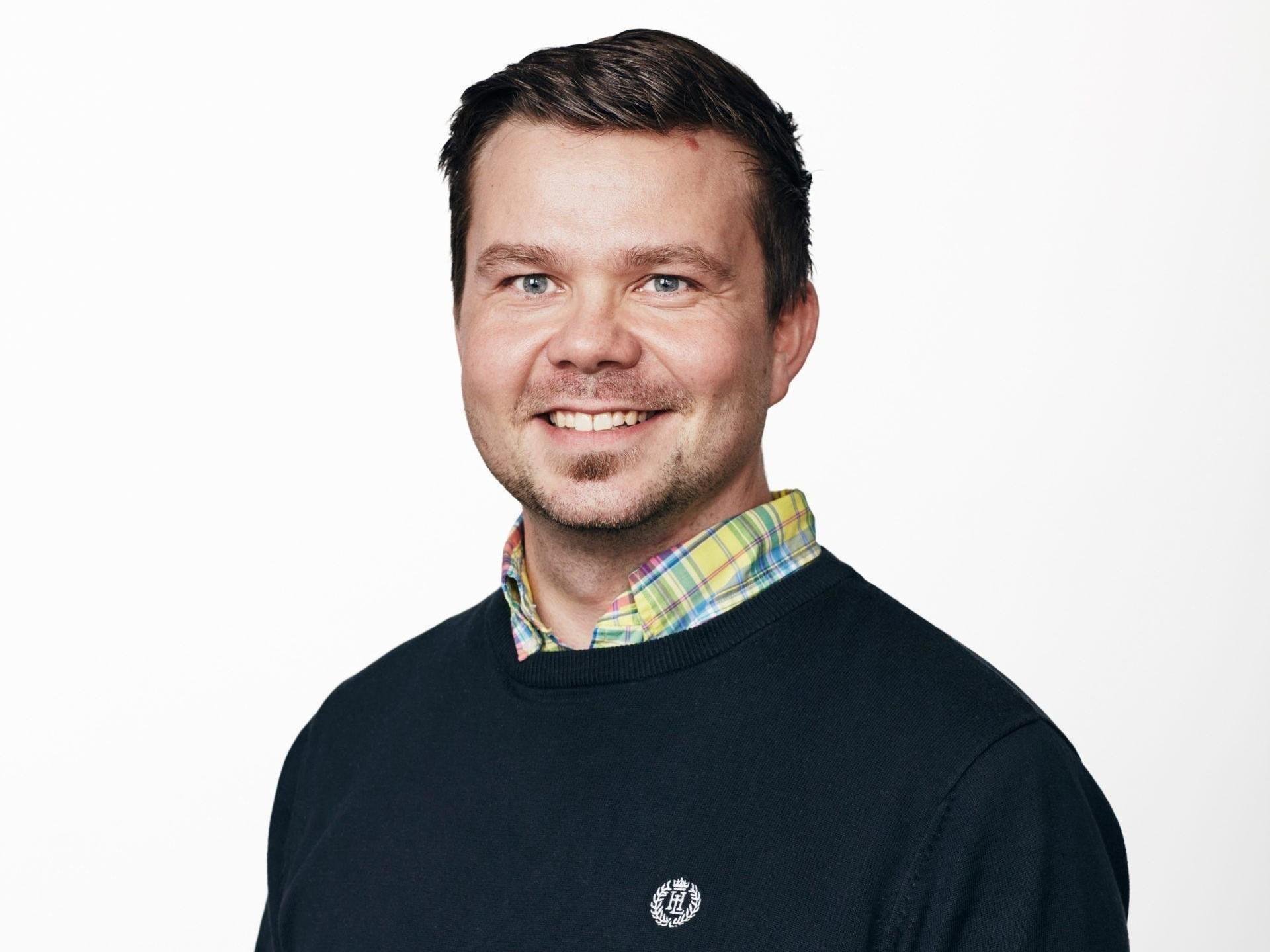 Technopoliksen markkinointijohtaja Karri Hautanen