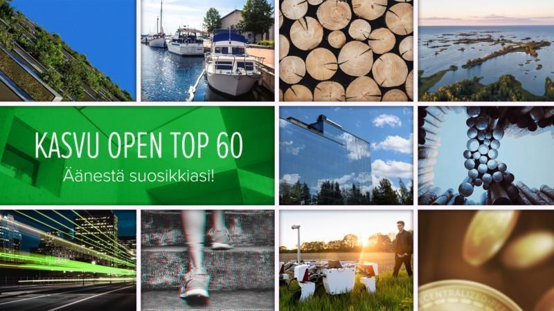 TOP 60 - Äänestä suosikkiasi